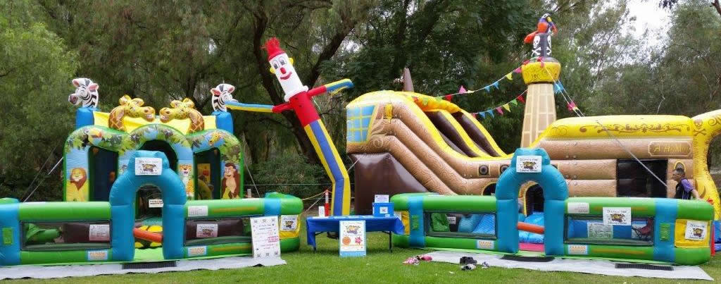 Jumping Castles Party Hire
